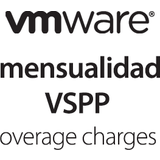 VSPP 3600 Monthly Rental overage charges -