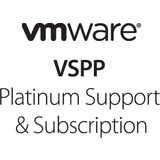 Platinum Support and Subscription for VSPP Custom pt Plan for 12 Months -