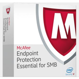 McAfee Endpoint Protection Essential for SMB - licencia de suscripción (1 año) Volumen / nivel A (5- -