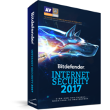 Bitdefender Internet Security 2017 2 years 5 PCs -