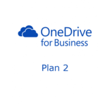 One Drive for Business (Plan 2) -