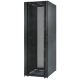 APC NetShelter SX Enclosure with Sides - rack - 42U -