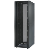 APC NetShelter SX Enclosure with Sides - rack - 48U -
