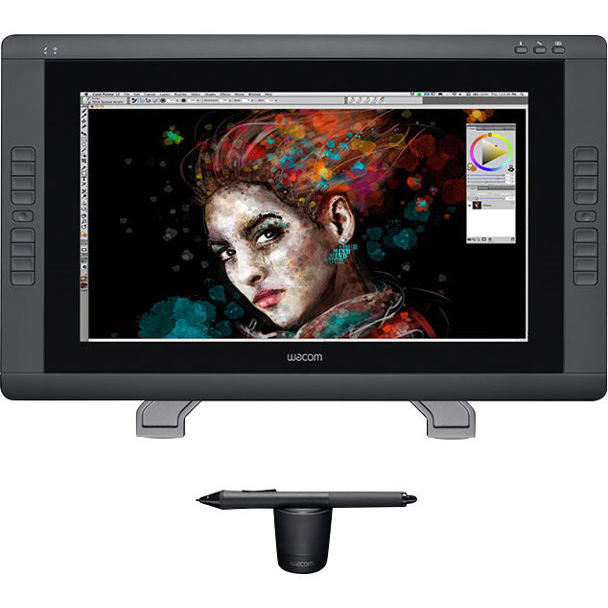 Wacom Cintiq 22HD - digitalizador - USB