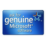 Microsoft Get Genuine Kit for Windows 8.1 - licencia OEM Portugués -
