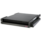 APC Rack Side Air Distribution 208/230V 50/60HZ - unidad de ventilación - 2U -