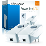 Devolo dLAN 1200+ - Starter Kit - puente - conectable en la pared 2 (las especificaciones son para c -