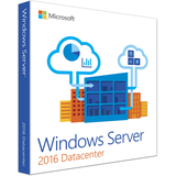 Microsoft Windows Server 2016 Datacenter - licencia OEM Español -