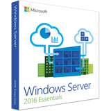 Microsoft Windows Server 2016 Essentials - licencia OEM Español -