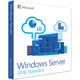 Microsoft Windows Server 2016 Standard - licencia OEM Español -