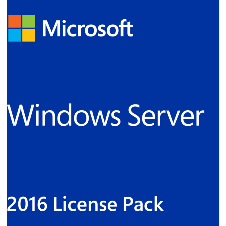 Microsoft Windows Server 2016 Standard - licencia OEM, Point of Sale (POS) Español -