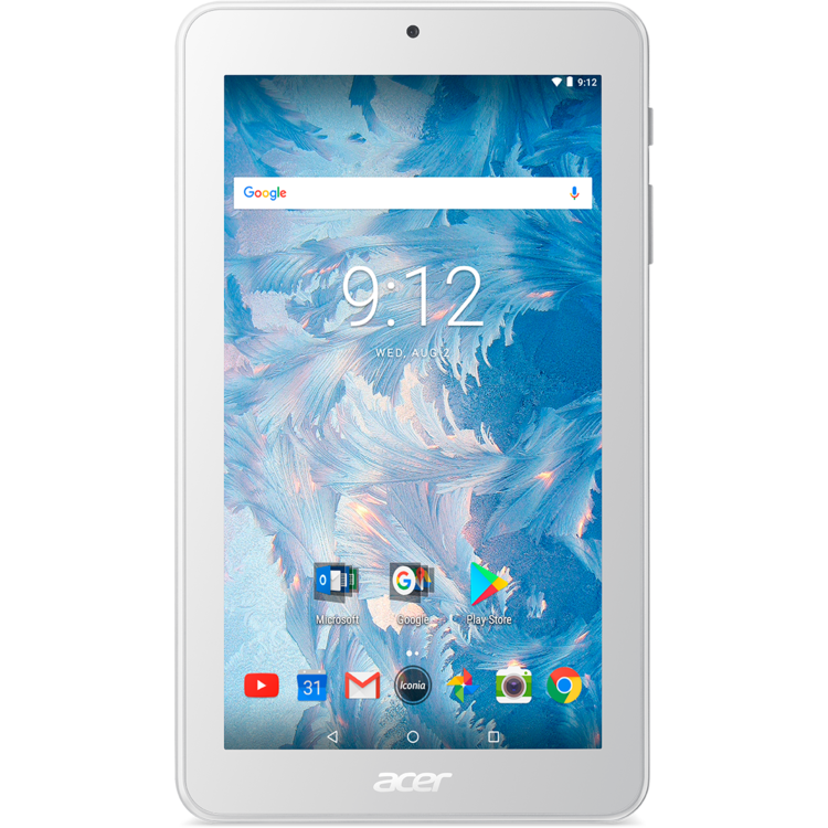 """Acer ICONIA ONE 7 B1-7A0-K17V - tableta - Android - 16 GB - 7"""""""