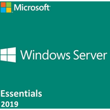 Microsoft Windows Server 2019 Essentials - licencia OEM Inglés -