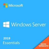Microsoft Windows Server 2019 Essentials - licencia OEM Español -