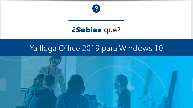 Office 2019 para Windows 10